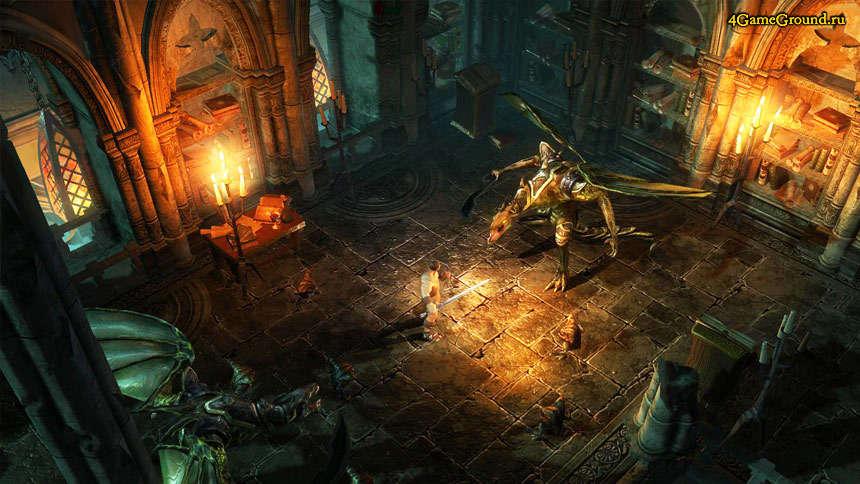 Песнь дракона онлайн игра