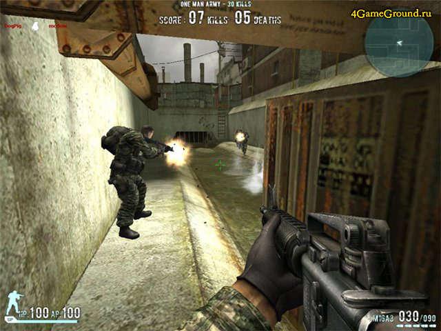Combat Arms онлайн шутер