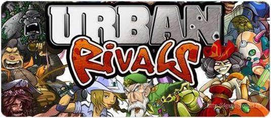 Urban Rivals – собери собственную боевую колоду, покори Clint City!