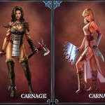Carnage онлайн игроки