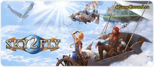 Sky2Fly онлайн игра про небо