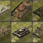Wargame 1942 игра про танки