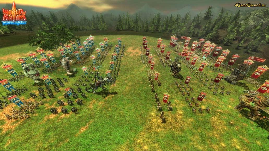 Войска занимают боевые позиции