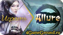 Allure – отличная онлайн игра в лучших традициях Diablo!