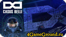Casus Belli – отличная онлайн игра, с элементами стратегии и космического симулятора!