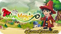 Miramagia – отличная игра игра с забавными мультяшными персонажами!