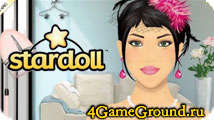 Stardoll – бесплатная онлайн игра для девочек
