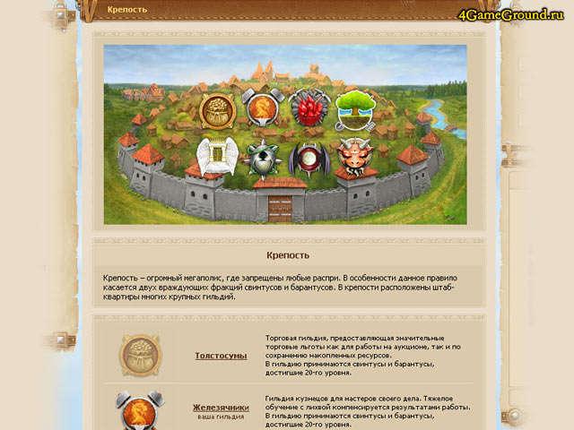 Ботва - крепость