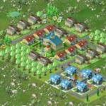 Город разростается