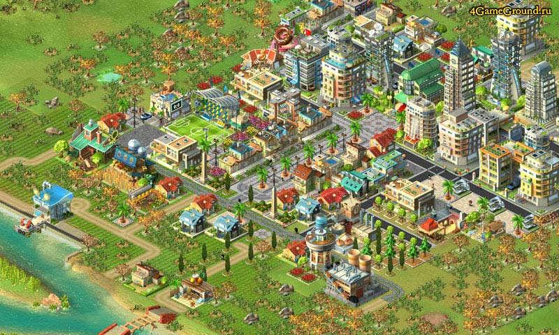 Rising Cities - первые высотки