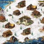 Пути Истории - прибрежный город в снегах