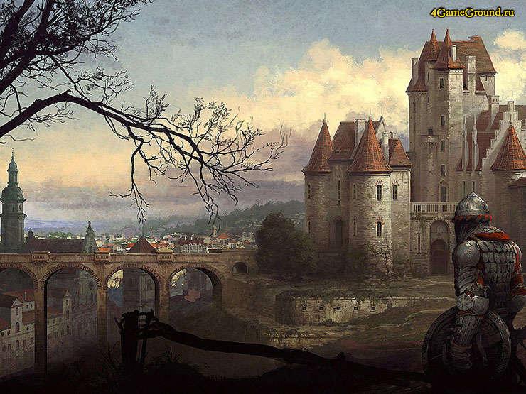 Medieval - средневековый город