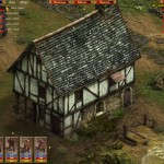 Medieval - средневековое поселение