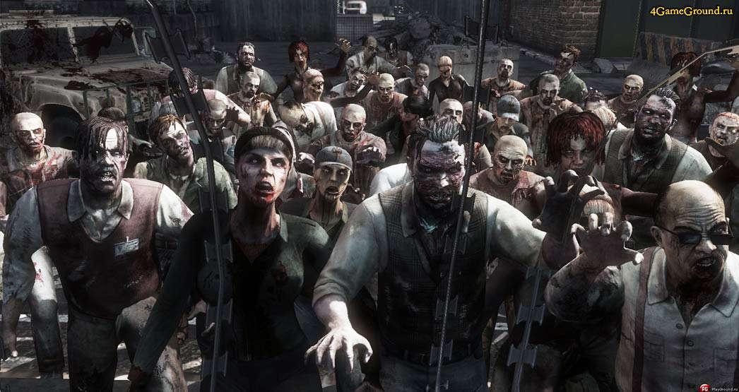 Зомболюди хотят кушать