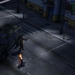Jagged Alliance Online - ночная перестрелка