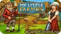 My Little Farmies - создай ферму своей мечты!