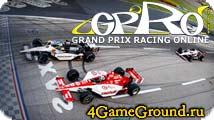 Grand Prix Racing Online - создай непобедимую гоночную команду!
