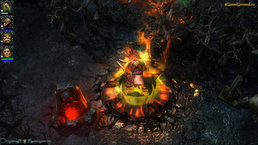 Скачать Heroes Of Newerth Russian LAN v3.5 / Герои Иномирья (RUS/2010) торр