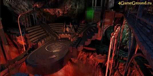 Раздор - подземелье