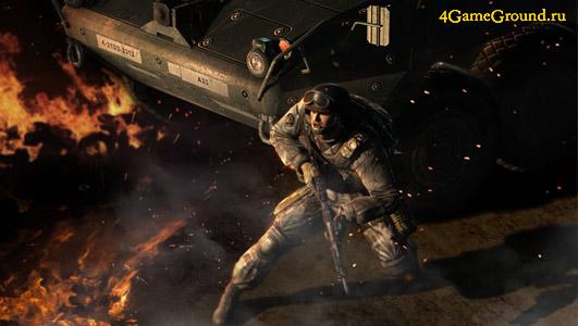 S.K.I.L.L. Special Force 2 - бой в самом разгаре