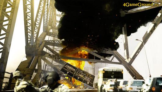 S.K.I.L.L. Special Force 2 - терракт