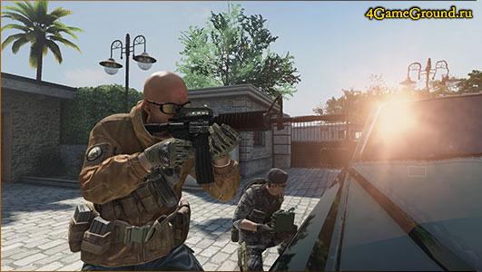 S.K.I.L.L. Special Force 2 - действия спецподразделений