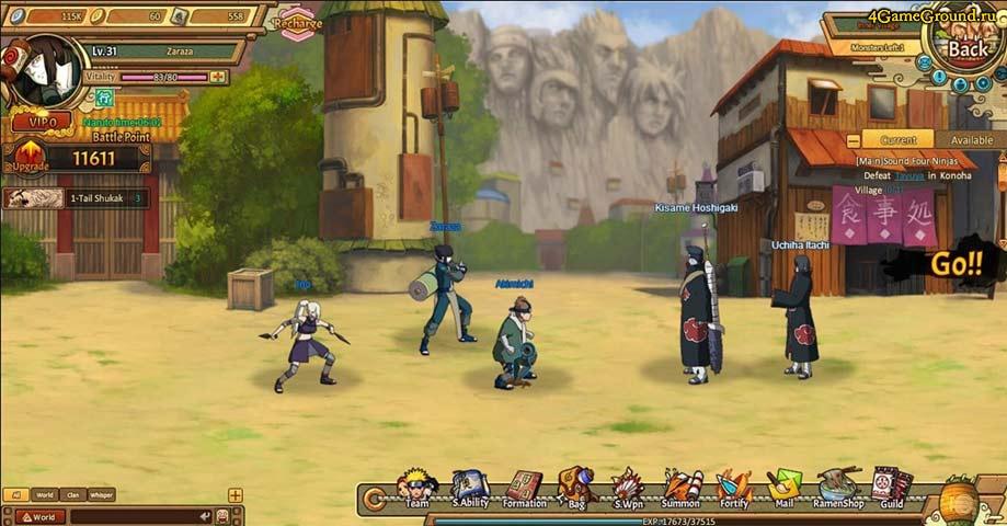 Бесплаьная ролевая онлайн игра naruto скачать бесплатно онлайн игру волчий отряд
