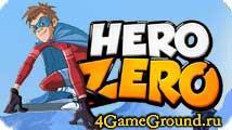 Hero Zero - игра настоящих супергероев!