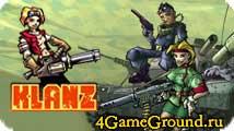 KlanZ - лучшая коллекционная карточная игра во вселенной!