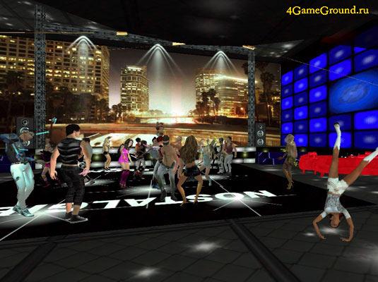 Love City 3D - на дискотеке