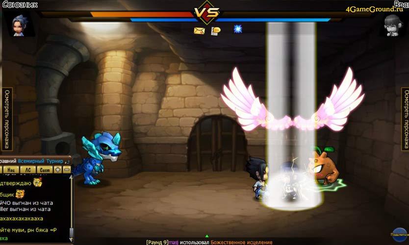Ninja Wars 2 - битва в темнице