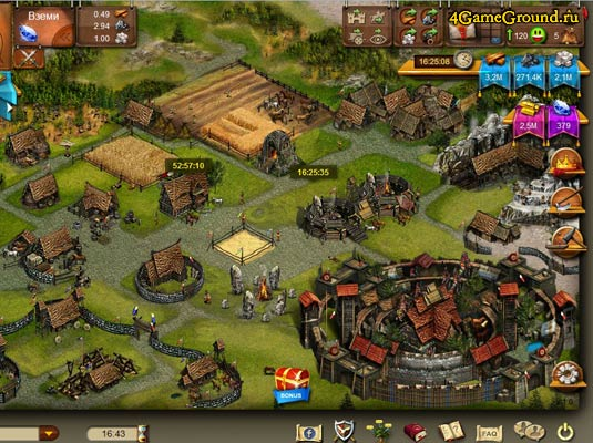 Imperia Online 2 - надёжная защита