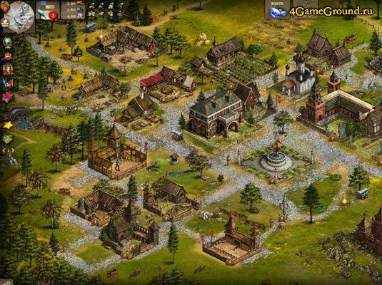Империя Онлайн 2 - ваш посёлок