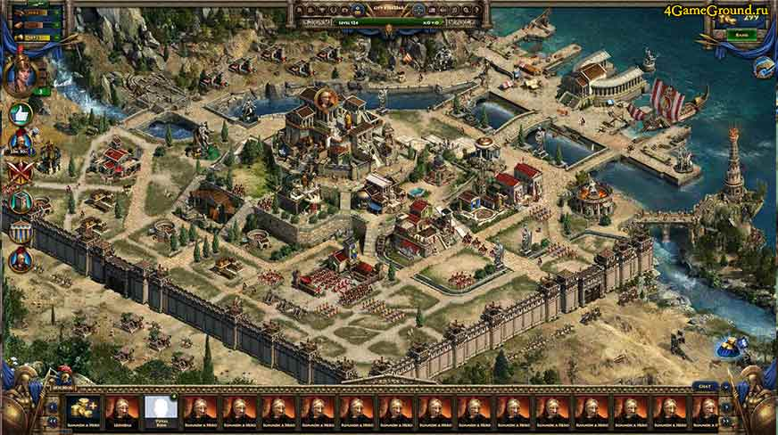 Спарта: Война Империй - ваш полис