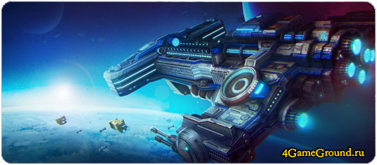 Star Colony - создай свою Звездную Колонию!