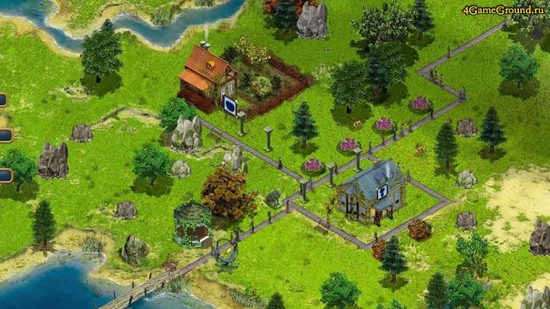 Начни с небольшой деревеньки - Uptasia
