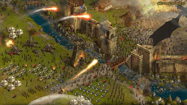 Твая армия в бою - Heroes at War