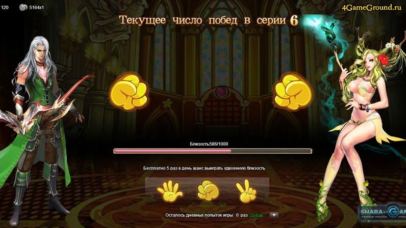 Пробуждение богинь в игре Меч Ангелов