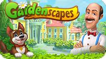 Игра Gardenscapes / Дивный Сад - браузерная головоломка