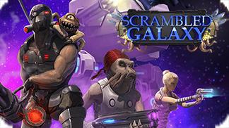 Игра Scrambled Galaxy - динамичные онлайн сражения