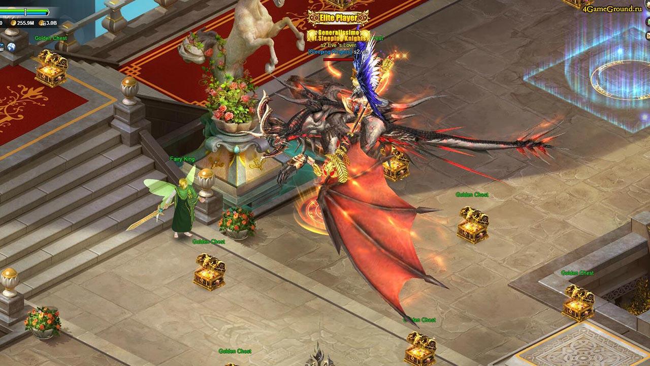 Игра Sword Art Online Legend