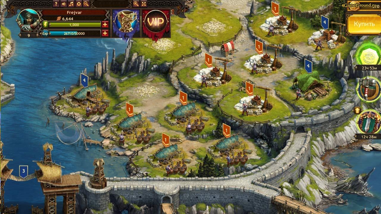 Игры онлайн бесплатно стратегии викинги играть онлайн игру гонки бесплатно