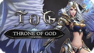 Игра Throne of God / Трон бога - одолей силы зла!