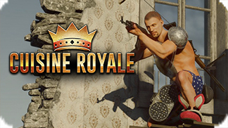 Игра Cuisine Royale - стань героем кухонных битв!