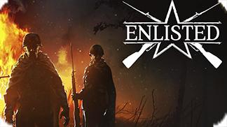 Игра Enlisted / Ты Зачислен! - стань героем великой войны!