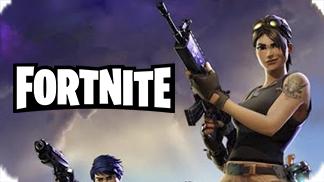 Игра Fortnite - спаси мир от зомби!