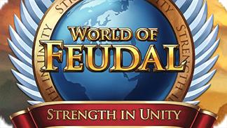 Игра World of Feudal / Феодальный Мир - покори себе средневековье!