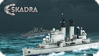 Игра Эскадра / Eskadra - возглавь свою флотилию!