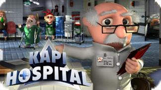 Игра Капи-госпиталь / Kapi-hospital - начни лечить больных!