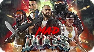 Игра Mad Dogs - стань самым могущественным мафиози!